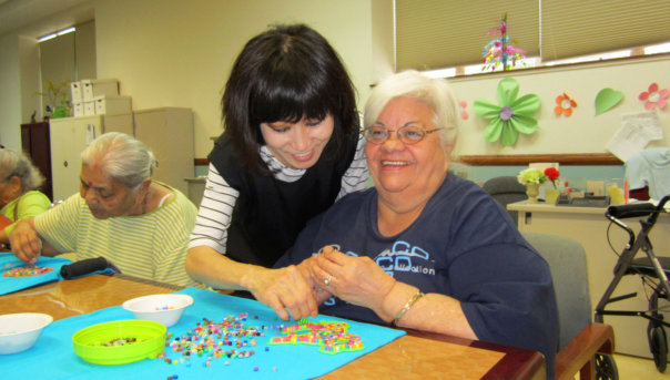 Remarkable Adult day care activities commit error